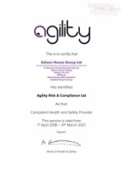 Agility Risk & Compliance ltd